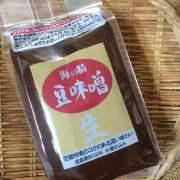 国内産原料100%、濃厚な旨味【海の精・豆みそ】オーサワジャパン