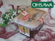 じっくりと熟成された味噌の旨味と香りは絶品。生食におすすめ!【国内産立科三年味噌】オーサワジャパン