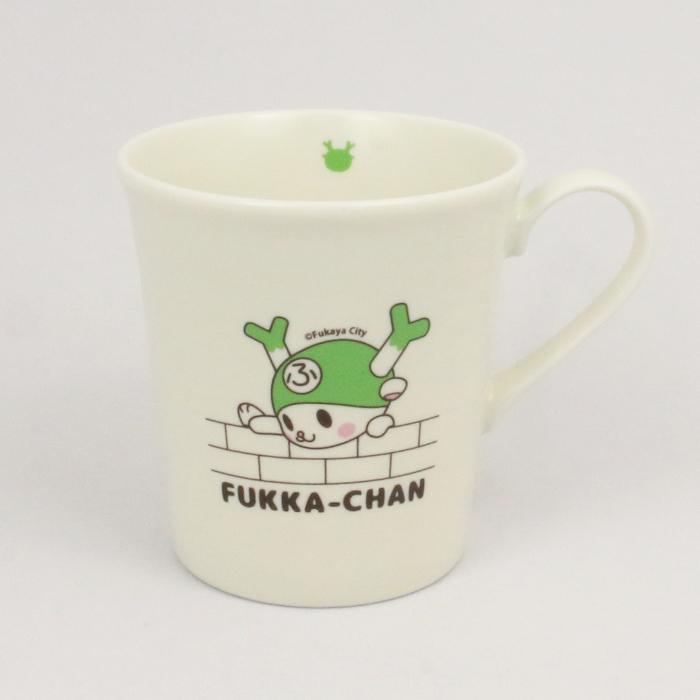 ふっかちゃんマグカップ カラー