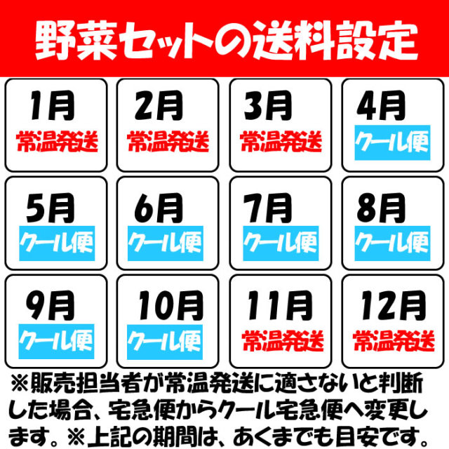 送料設定カレンダー
