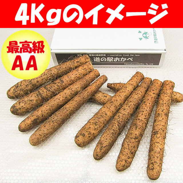 大和芋 AA品 4kg
