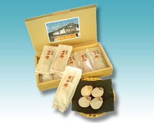 「市田屋」市田柿 4個入×5袋(20個入)贈答箱
