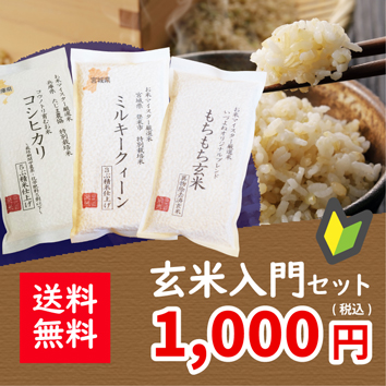 玄米入門商品画像