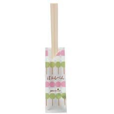 割り箸ボールペン(三色団子)