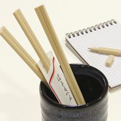 割り箸ボールペン
