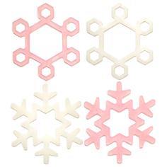 ゆきゴム ピンク&ホワイト