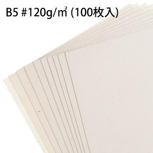 【OA用紙】 B5 #120g/m2 (100枚入)