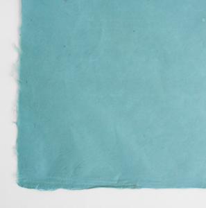 カラー手漉き青