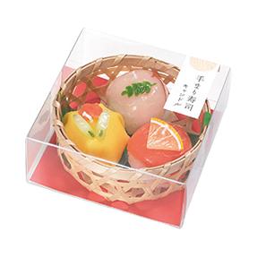 手まり寿司キャンドル