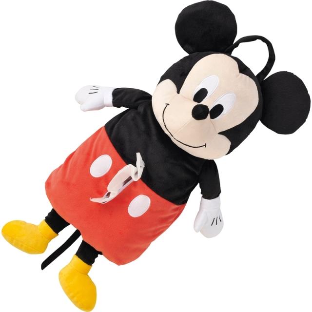 ミッキーマウス キュートふわふわ/ミッキー ティッシュボックスカバー(2215026400) <C2075549>