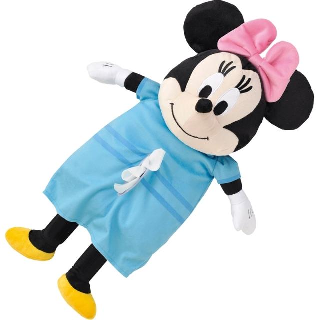 ミニーマウス キュートふわふわ/ミニー ティッシュボックスカバー(2215026500) <C2075556>