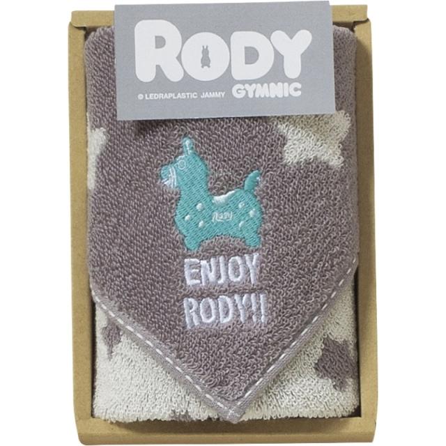 ロディ タオルハンカチ(グレー) (RD-705 GY) <C2123614>