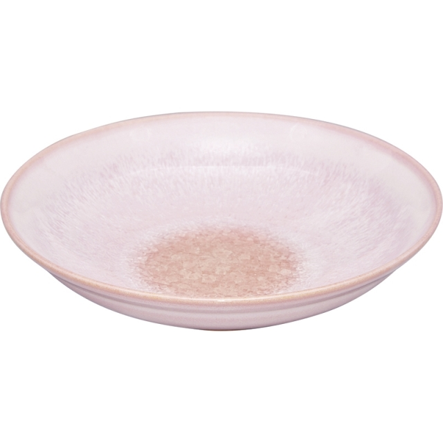 萩焼 モモイロ鉢(GP5-629) <C2165526>