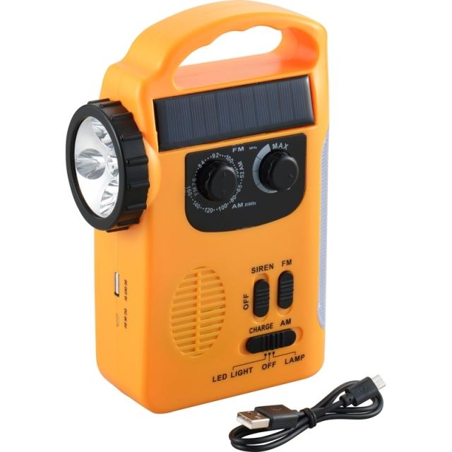 エレット 3WAY 充電ラジオライト(ET-13) <C2199588>