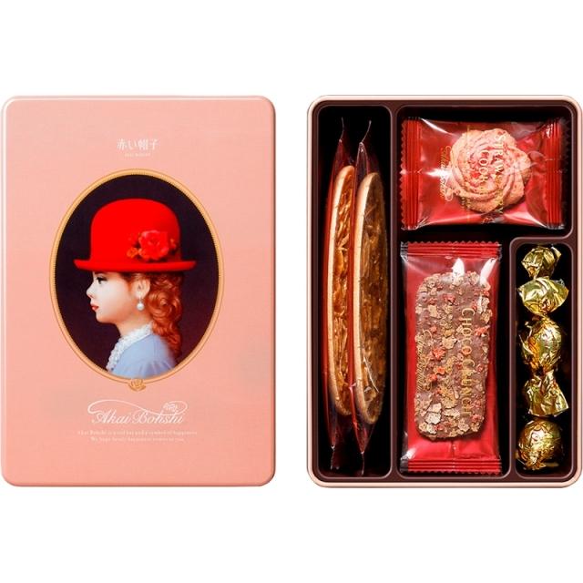 赤い帽子 エレガント(16132)** <C2229515>