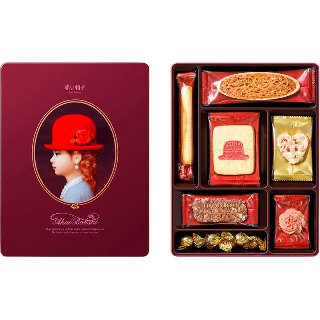 赤い帽子 パープル(16133)** <C2229529>
