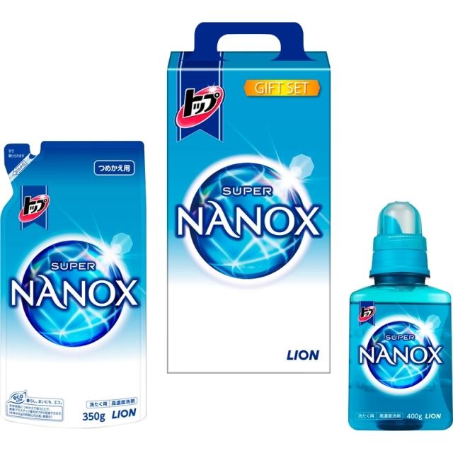 ライオン トップスーパーナノックスギフト(LSN-10A) <C2288519>