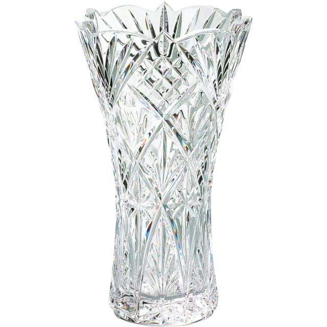 グラスワークスナルミ フローラ 20cm花瓶(GW8000-69200)