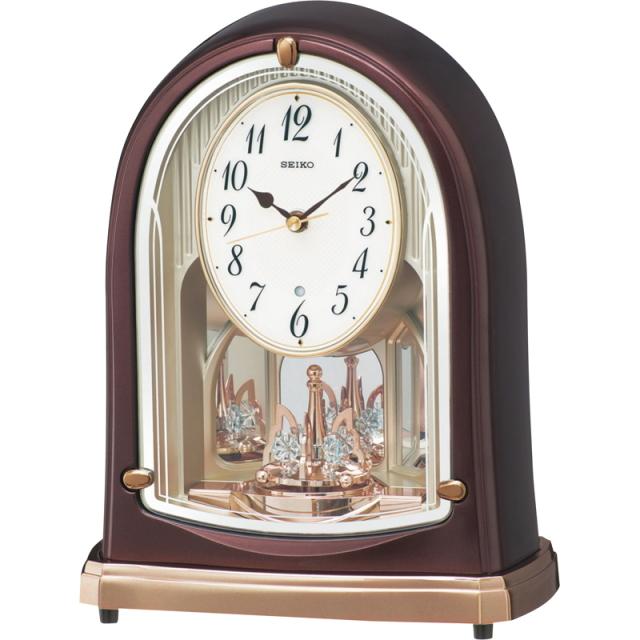 セイコー 電波置時計(BY239B)