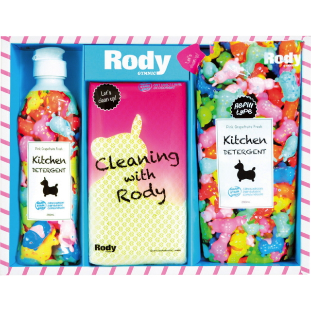 ロディ キッチン洗剤詰合せギフト(R-08Y)