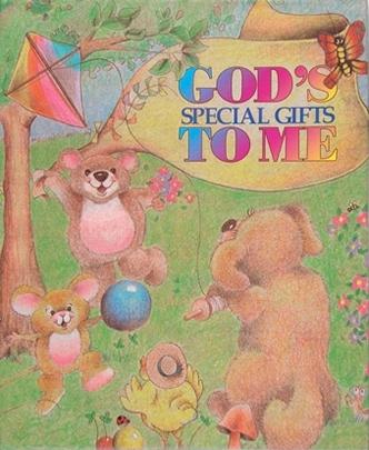 オリジナル絵本【神さまのおくりもの】