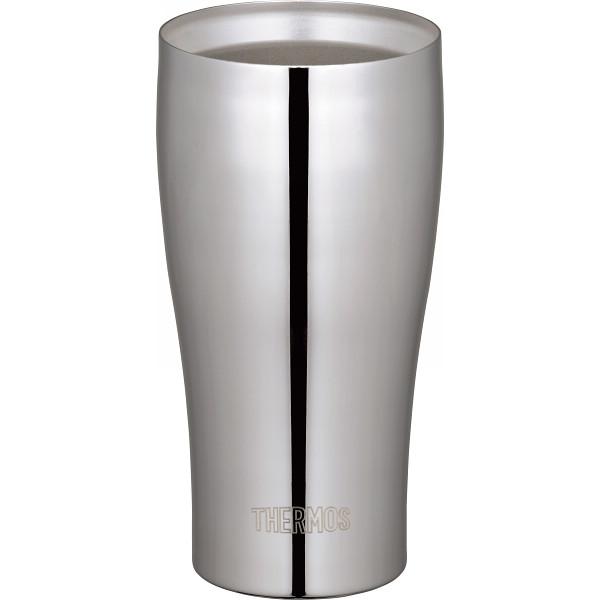 サーモス 真空断熱タンブラー(400┣ml┫) ステンレスミラー  JCY-400
