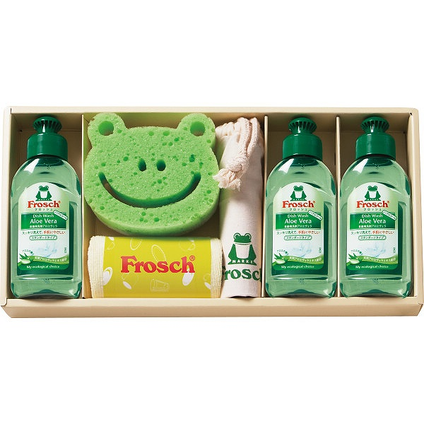 【50%OFF】フロッシュ キッチン洗剤ギフト  FRS-A30