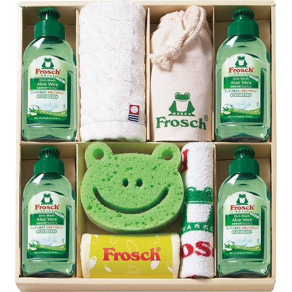 【50%OFF】フロッシュ キッチン洗剤ギフト  FRS-A50