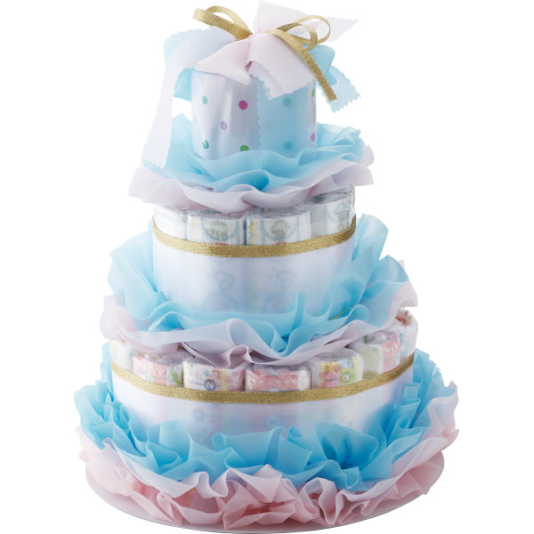 おむつdeケーキ はじめてママ  NewMama-001