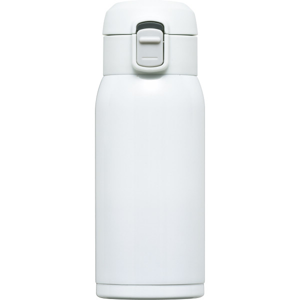 オミット ワンタッチ栓マグボトル(350ml) ホワイト  RH-1514