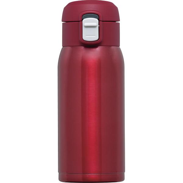 オミット ワンタッチ栓マグボトル(350ml) レッド  RH-1515