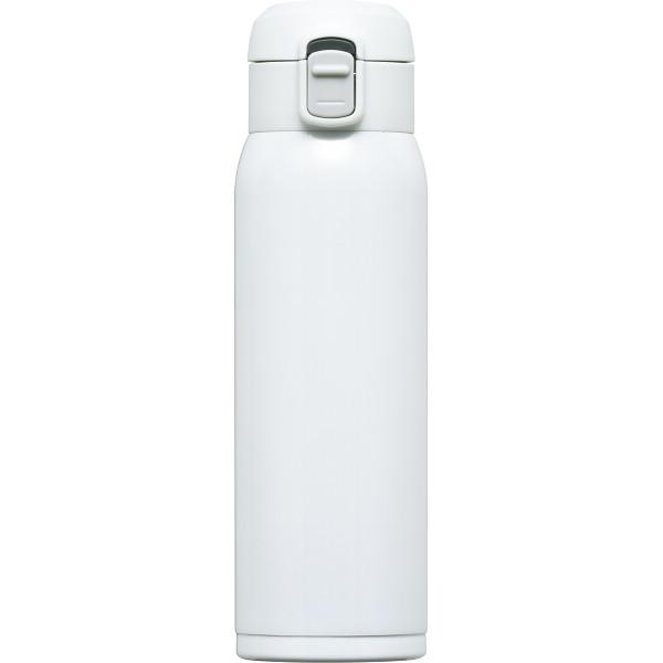 オミット ワンタッチ栓マグボトル(500ml) ホワイト  RH-1517