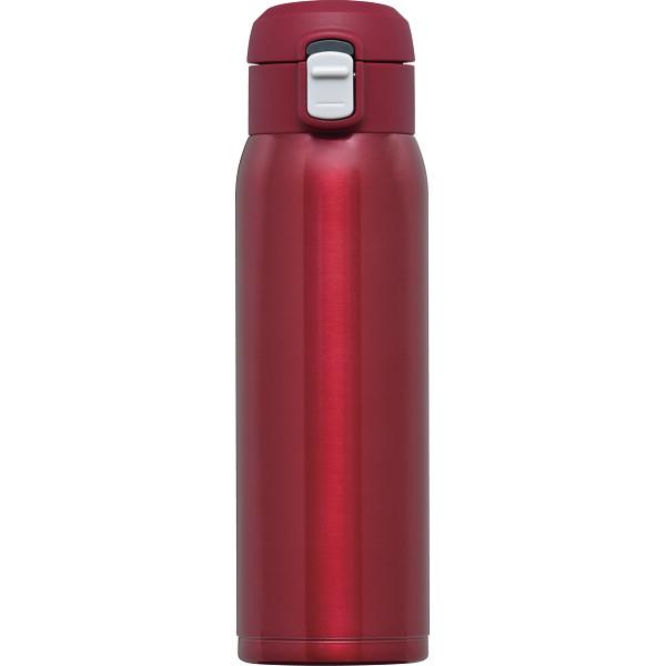 オミット ワンタッチ栓マグボトル(500ml) レッド  RH-1518