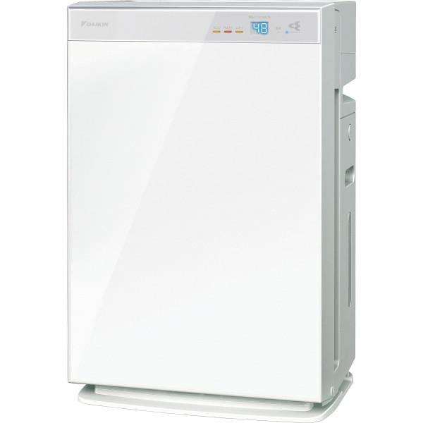 ダイキン 加湿ストリーマー 空気清浄機(31畳) ホワイト  ACK70W-W