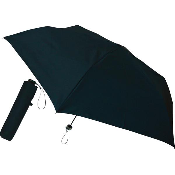 晴雨兼用耐風ミニ傘 ブラック  OBH-02B