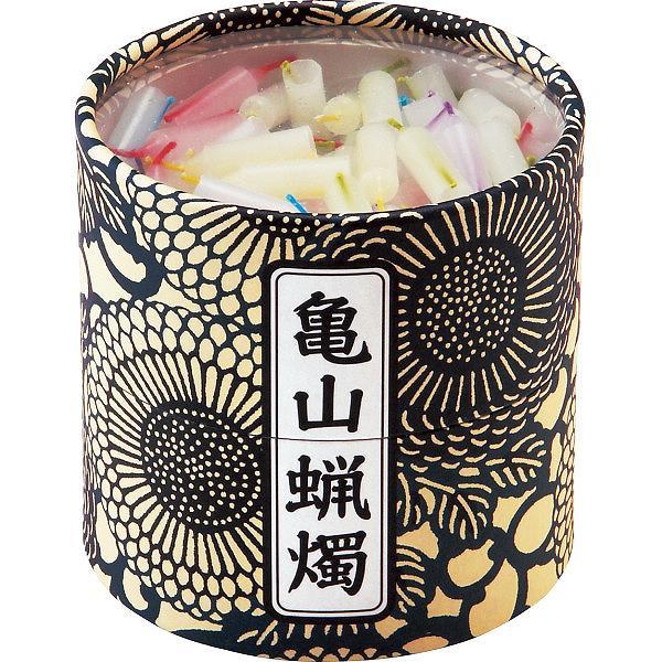 カメヤマ 亀山五色蝋燭   F00109700