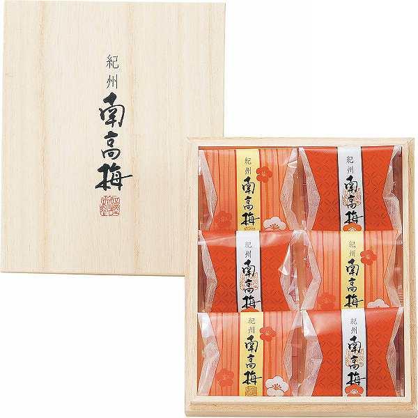 紀州南高梅6粒(木箱入)  UME-10A