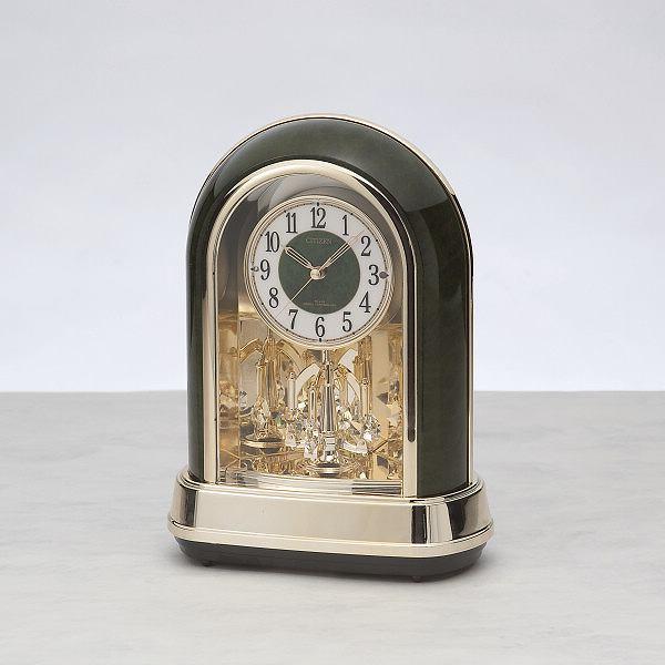 シチズン メロディ電波置時計(12曲入)   4RN427-005【送料無料】