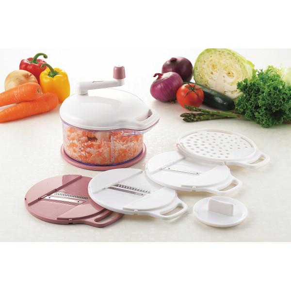 レリップ みじん切り器&野菜調理器   RL-05R