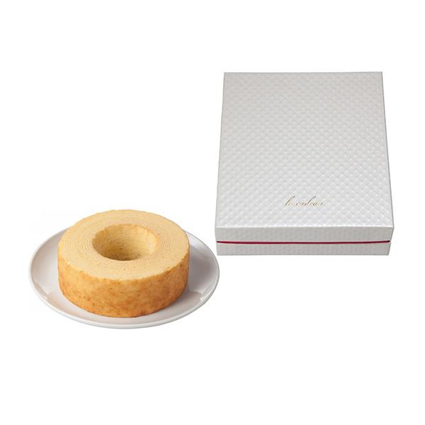 【引菓子番号:703】クリスタルボックス バウムクーヘン