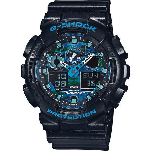 【送料無料】  G-SHOCK 腕時計【GA-100CB-1AJF】   GA-100CB-1AJF