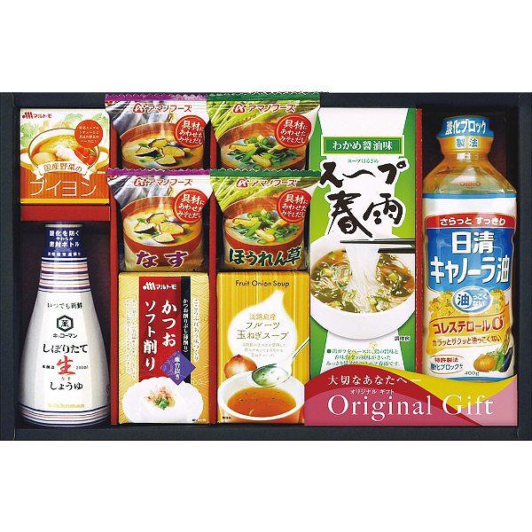 キッコーマン&アマノフーズ食品アソート   BR-40