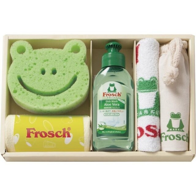 【50%OFF】フロッシュ キッチン洗剤ギフト  FRS-A20
