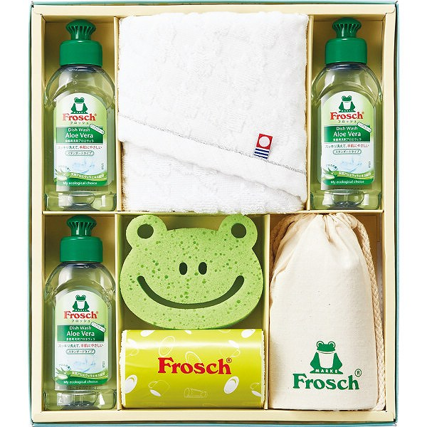 【送料無料】フロッシュ キッチン洗剤ギフト  FRS-A40
