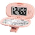タニタ 歩数計 ピンク  PD-646-PK
