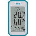 タニタ デジタル温湿度計 ブルー  TT559BL
