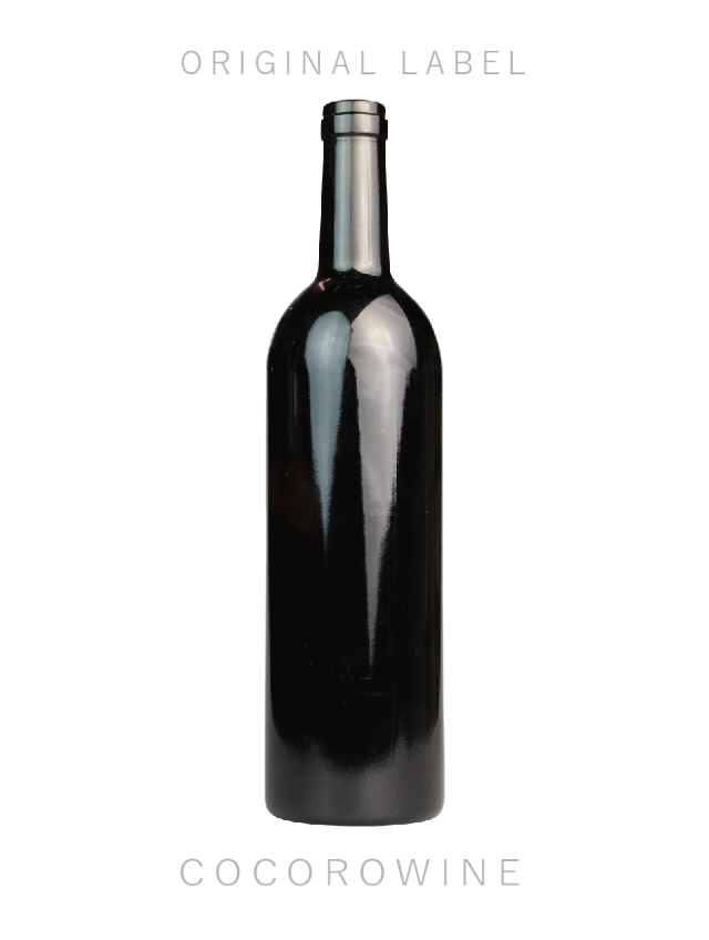 【記念品や内祝に】オリジナル赤ワイン・カベルネソーヴィニョンフルボトル(750ml)
