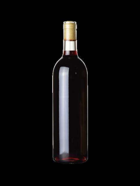 オリジナル赤ワイン・カベルネソーヴィニョン・フルボトル(750ml)透明瓶