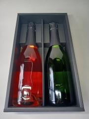 スパークリングワイン紅白セット