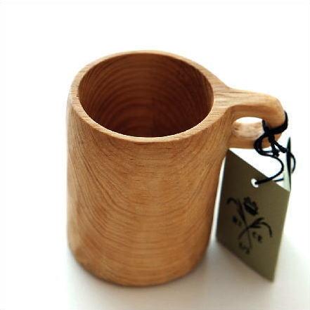 計量 お米 0.5合 木製 おしゃれ シンプル ライスメジャー ウッドお米計量カップ [aks4594]